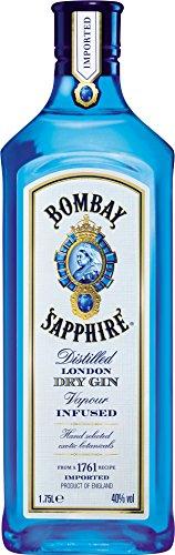 Bombay Sapphire Gin 1,75L 40{b4d077db345bca77ee0686d14f6df3f330a5f2a05b243c73fa738cb04a904575}