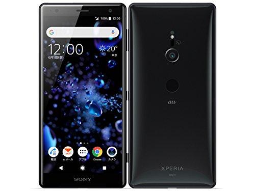 SONY(ソニー) Xperia XZ2 64GB リキッドブラック SOV37 auロック解除SIMフリー