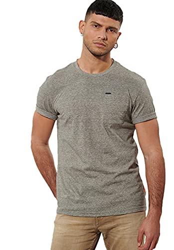 Kaporal - T-Shirt régular Homme - Boha - Homme - M - Vert