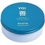 Hair Paste Medium Hold Texturising Adds Volume Fragrance Free 100ml