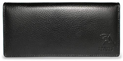 [アーノルドパーマー] 財布 メンズ 長財布 束入れ 革 APT-3139 (black)