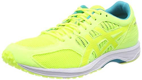 ASICS Damen Tartherzeal 6 Laufschuhe, Gelb (Flash Yellow/Neon Lime 750), 37.5 EU