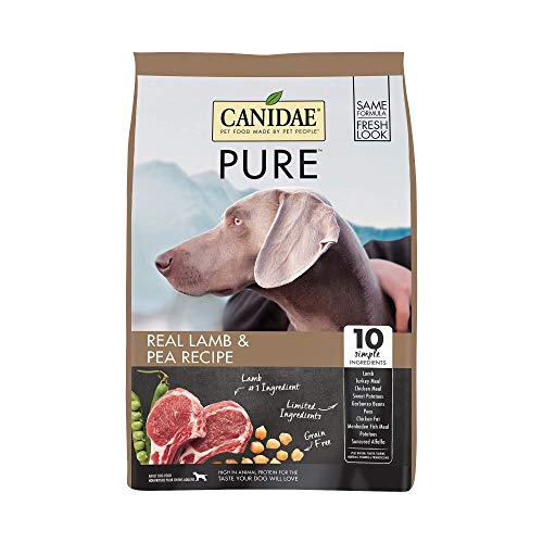 Canidae Real Lamb Premium Dry Dog Food