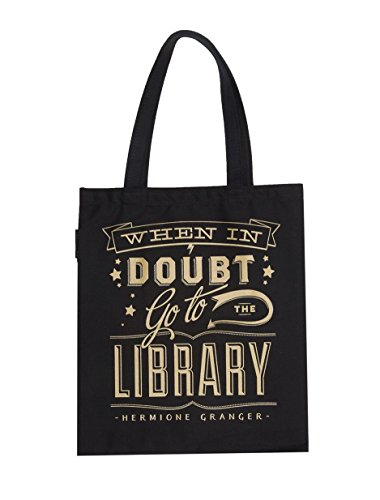 Out of Print When in Doubt Tote Bag