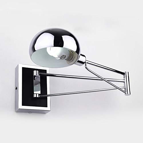RAQ Moderne led-wandlampen, eenvoudig bedlampje met schakelaarflexibiliteit wandlampen, leeslamp, binnenverlichting China Dimmer Switch-no Plu