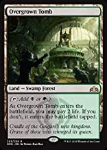 Best mtg overgrown tomb guilds of ravnica Reviews