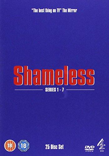 Shameless - Series 1-7 [DVD] [Reino Unido]