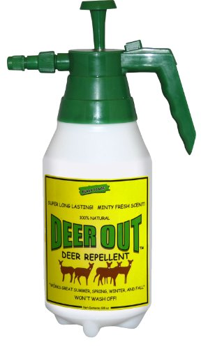 Deer Out 48oz Ready-to-Use Deer Repellent