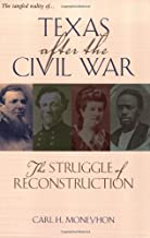 Best reconstruction of texas after the civil war Reviews