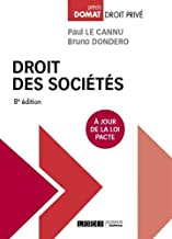 Livres Droit des sociétés PDF