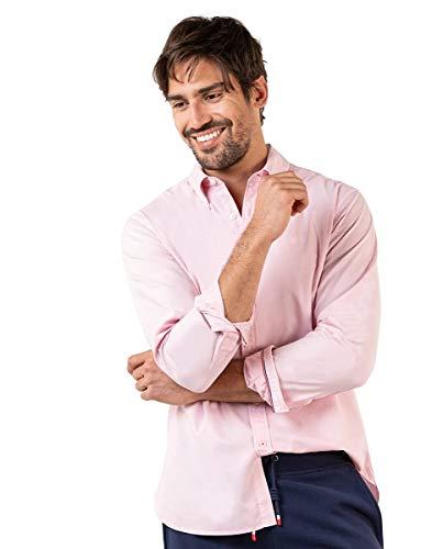 El Ganso Camisa Garment Dyed Rosa