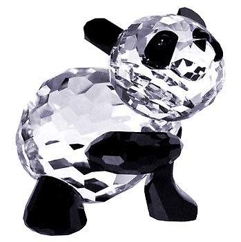 Swarovski mother Panda 181080 Retired 2006