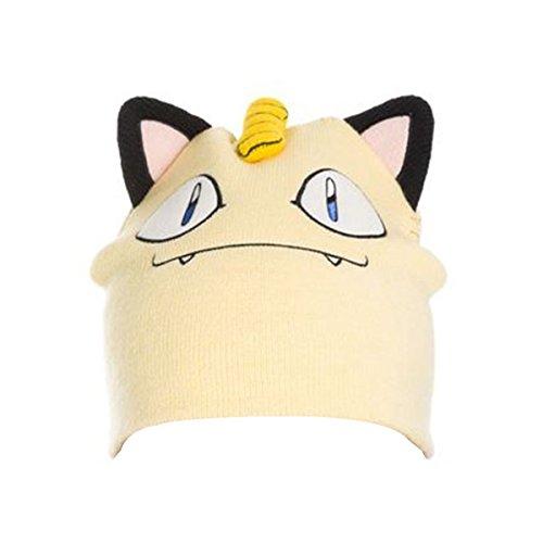 BIO - Gorro Lana Pokemon - Meowth