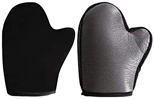 Guante Aplicador Autobronceador Self,El Mejor Guante Aplicador De Bronceador (negro A)