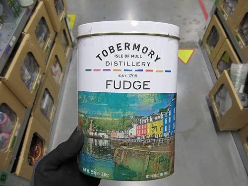 Gardiner´s of Scotland Tobermory Malt Whisky Fudge – 250g – Handgemachte, weiche Whisky-Karamell-Bonbons