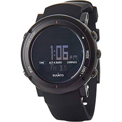 Suunto Core Premium Watch - Alu Deep Black