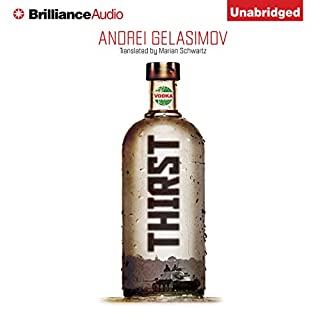 Thirst audiobook cover art