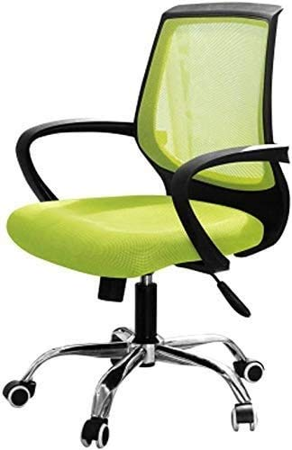 HACSYP Home Office Desk Chairs, Ergonomic Desk Chair, Ergonomic Office Chair|Comfy Padded Mesh Chair|Body Balance Technology/Corrective Sitting Position Lifting Adjustment|Swivel Desk Chair