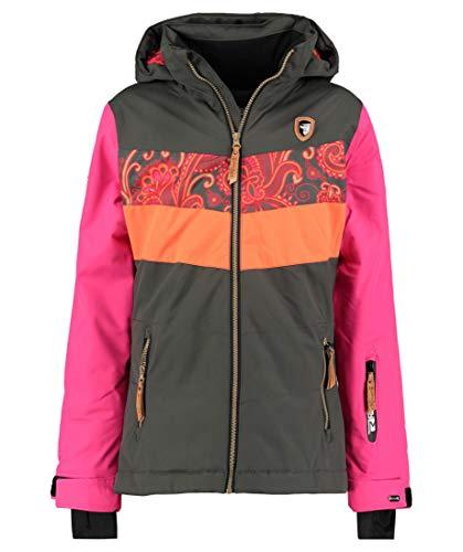 Rehall Mädchen Skijacke Hester brombeer (317) 164
