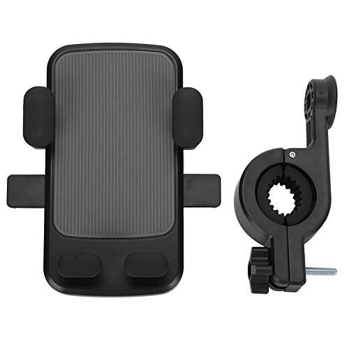con Tornillos Seguro Fácil de Instalar Soporte Ajustable Soporte para teléfono móvil Soporte Duradero para Motocicletas