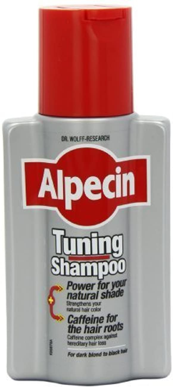 慎重アリ破壊するAlpecin Tuning Shampoo 200ml - (Pack of 3) by Acdoco [並行輸入品]