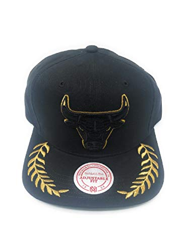 Mitchell & Ness Prestige Snapback Chicago Bulls Black