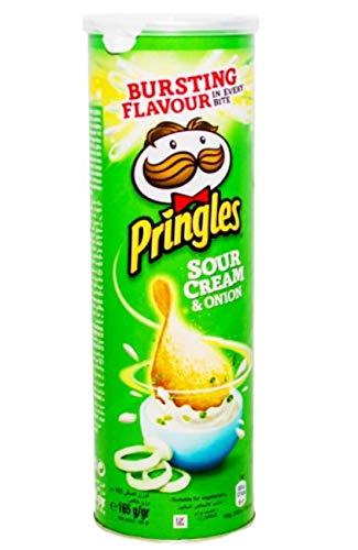 Pringles - Sour Cream Onion, 165 g