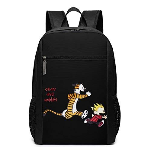 jenny-shop Calvin drôle et Hobbes met en Sac des Sacs élégants pour l'école Unisexe