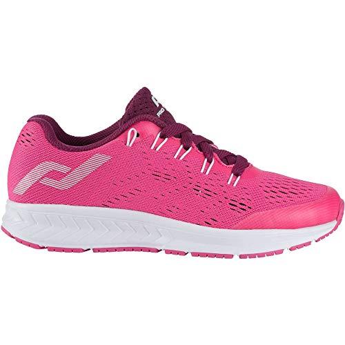 PRO TOUCH Oz 2.1, Chaussures de Running Mixte, Rose/Violet/Blanc (901), 39 EU