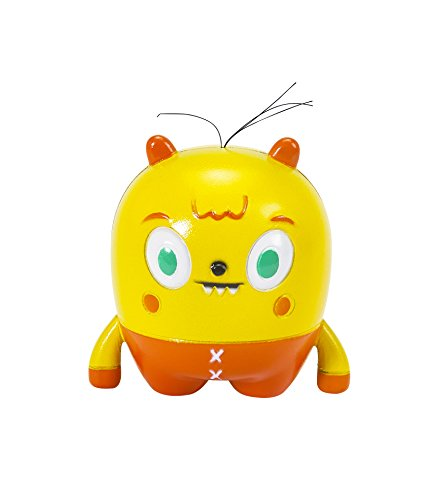 Little Kids Moji Mi Living Emoticons Figure, Yellow