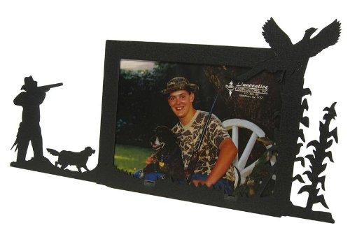 Innovative Fabricators, Inc. Corn Field Pheasant Hunt 5X7 Horizontal Picture Frame