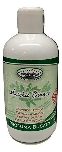 Essenza Bucato Muschio Bianco Lavaggio Acqua Profumo Elimina Cattivi Odori Alta Concentrazione Home Professional Igiensoft