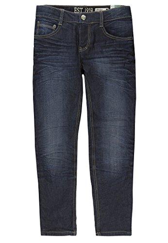 Lemmi Jungen Jeans Boys Tight fit Big Hose, Blau (Dark Blue Denim|Blue 0012), (Herstellergröße: 152)