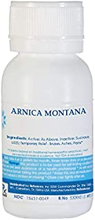 Arnica Montana 200C - 750 Pellets (1Oz)