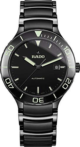 Rado Centrix R30003172 automatisch herenhorloge keramiek zwart