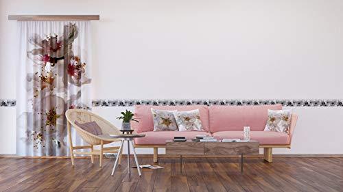 AG Design wandstickers, zelfklevende folie, meerkleurig, 500 x 14 cm