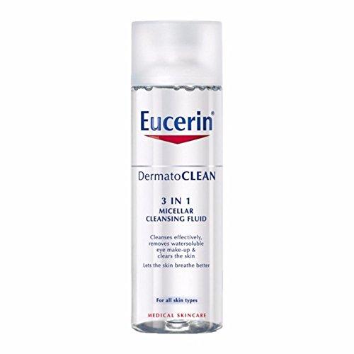 Eucerin - Eau micellaire 3en1 200ml DermatoCLEAN [Hyaluron] Eucerin
