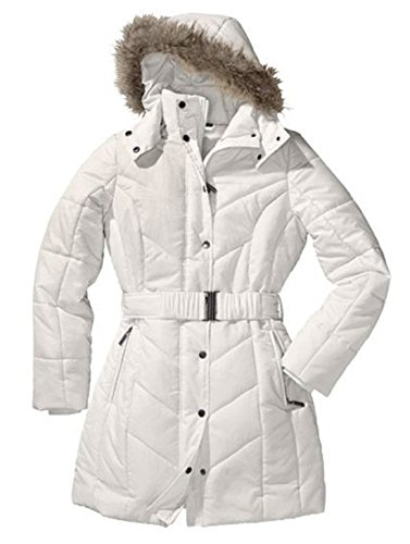 Esmara Damen Mantel Wintermantel Parka Jacke 38