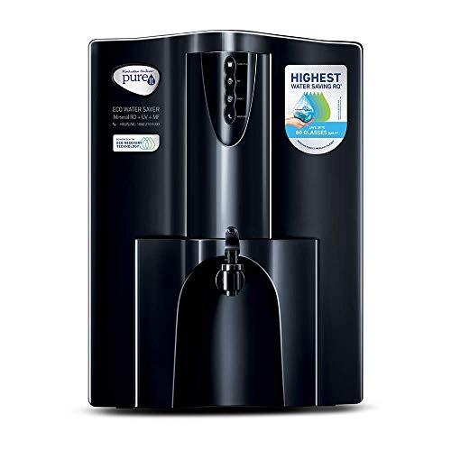 HUL Pureit Eco Water Saver Mineral RO+UV+MF 10L Water Purifier