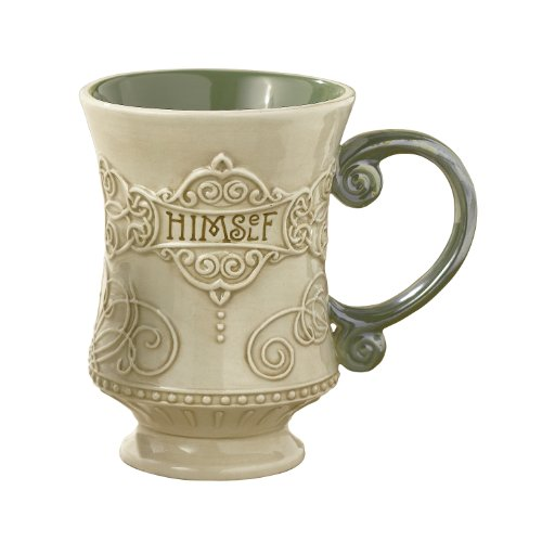 Grasslands Road Celtic 10-Ounce'Himself' Irish Coffee Mug, Gift Boxed