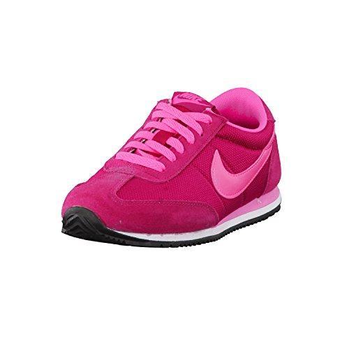 Nike Cortez Basic SL (GS), Scarpe da Atletica Leggera Bambino, Multicolore (University Red/Obsidian/White 600), 36.5 EU