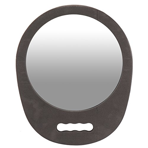 Bluelover Éponge Maquillage Miroir Barbier Dos Mousse Outil Cosmétique