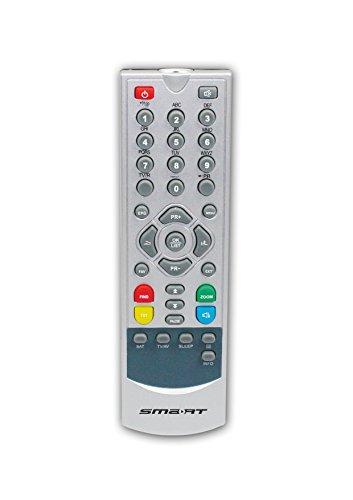 Smart FB MX Original-Fernbedienung für MX 04, MX 04+, MX 04CI, MX 03 und Mobilo 2 Receiver