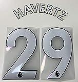 flock Original Premier League Trikot 23cm - HAVERTZ 29