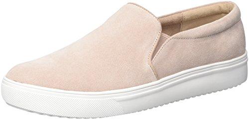 Blondo Women's Gracie Waterproof Sneaker, Light Pink Suede, 6 M US