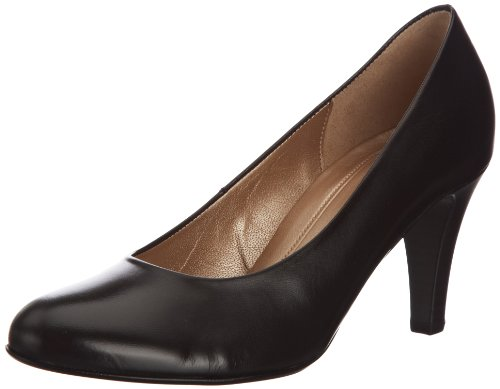 Gabor Shoes 95.210.37 Damen Pumps, Schwarz (schwarz (LFS rot)), 36 EU (3.5 Damen UK)