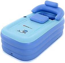 Opvouwbaar opblaasbaar PVC dik warm bad voor volwassenen, spa-bad, opblaasbaar zwembad voor kinderen, SPA met luchtpomp, o...