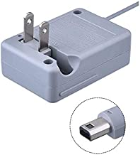 HAUZIK Power Supply Replacement Compatible with Nintendo 3DS, 3DS XL, 2DS, 2DS XL, DSi, DSi XL Charger AC Adapter with Cable