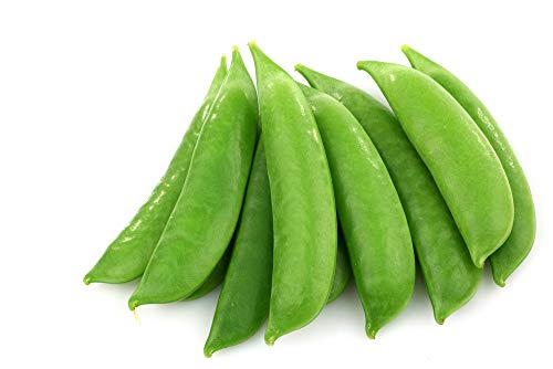 Sugar Daddy Snap Pea Seeds, 50 Heirloom Seeds Per Packet, Non GMO Seeds,...