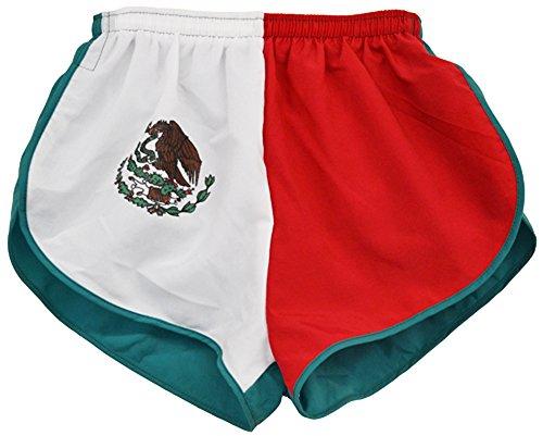canada flag shorts - 5